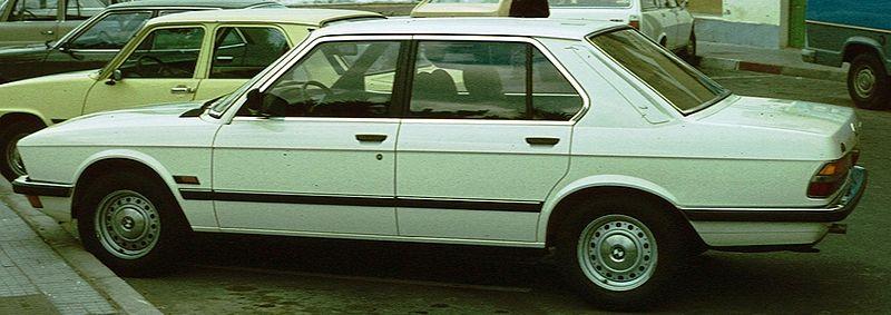 Bmw 5 Series 1980 1988 E28 Aerpro