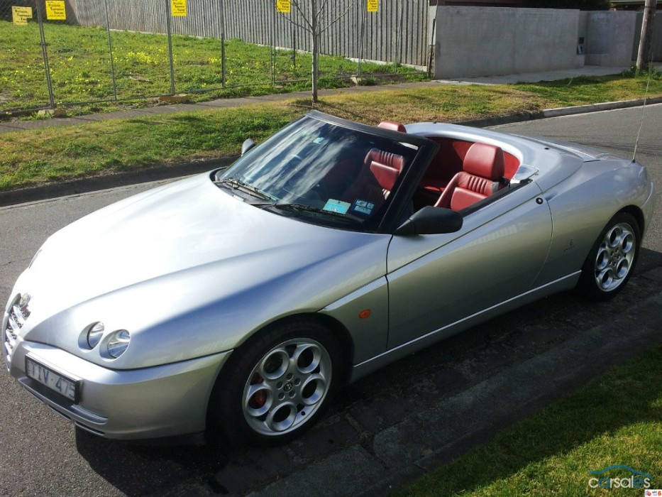 Alfa Romeo Spider 2006 Wikipedia | Autos Post