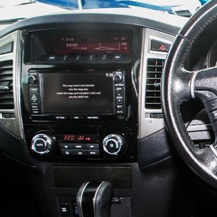 Mitsubishi Pajero 2006 Ns Nt Nw Nx Aerpro