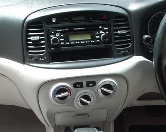 Hyundai Accent 2006 2008 Mc Aerpro