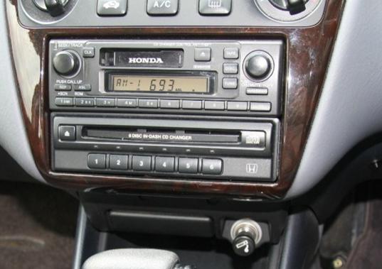 Honda Accord 1999-2002 | Aerpro