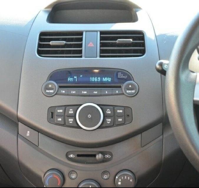 Holden Barina Spark 2010 Mj Aerpro