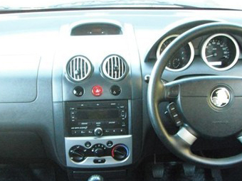 Holden Barina 2005-2008 TK Hatch | Aerpro