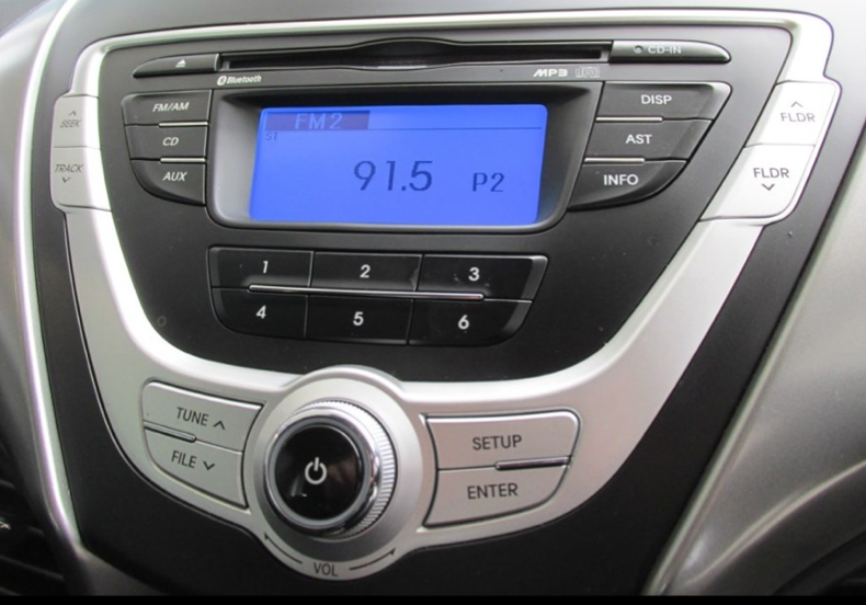 Hyundai Elantra 2011 2013 Md Md2 Aerpro