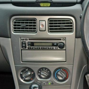 Subaru Forester 2002 2007 Sg Aerpro