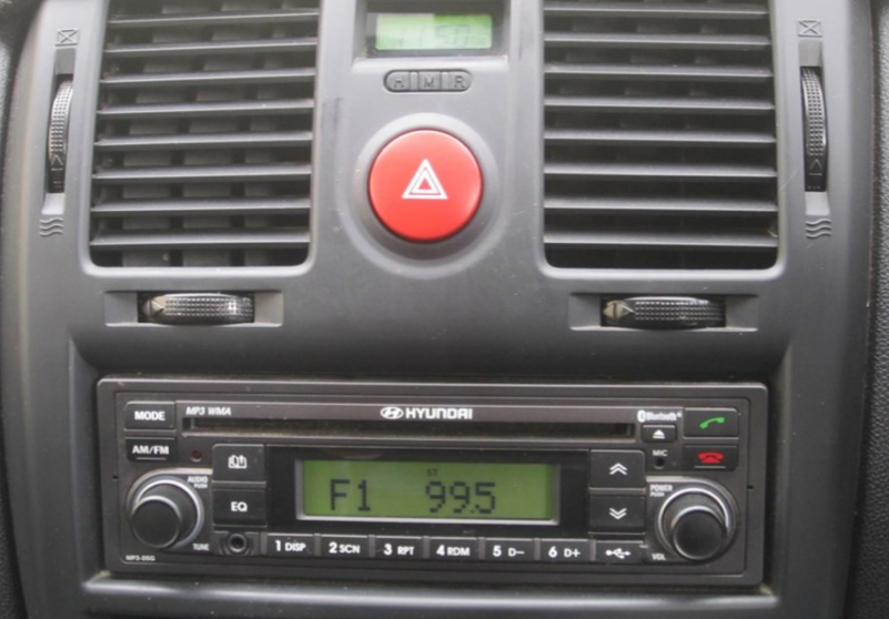 Getz 2011 Radio hyundai getz 2002 2011 aerpro hyundai getz radio wiring diagram at crackthecode.co