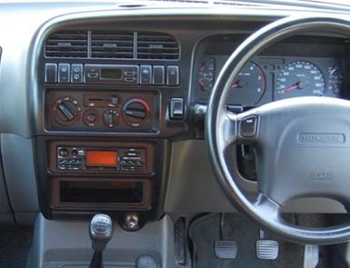 Holden Jackaroo 1992 2003 Aerpro
