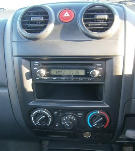 Holden Rodeo 2003 2008 Ra Single Cab Aerpro