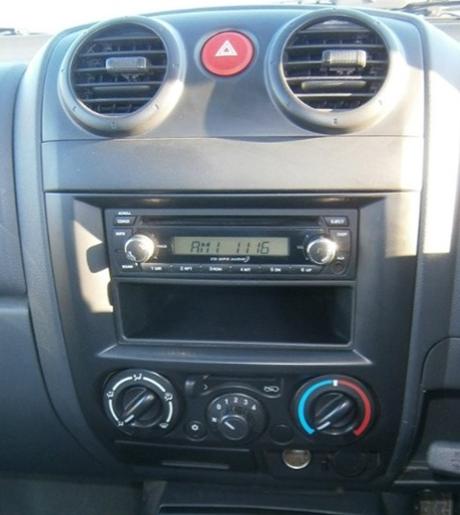 Holden Rodeo 2003 2008 Ra Dual Cab Crew Cab Space Cab