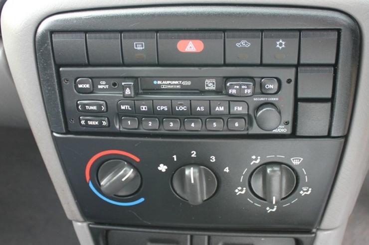 Opel Astra Radio Wiring Diagram