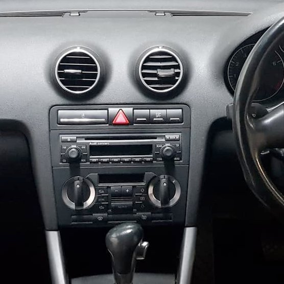 Audi A3 2003 2007 8p Aerpro