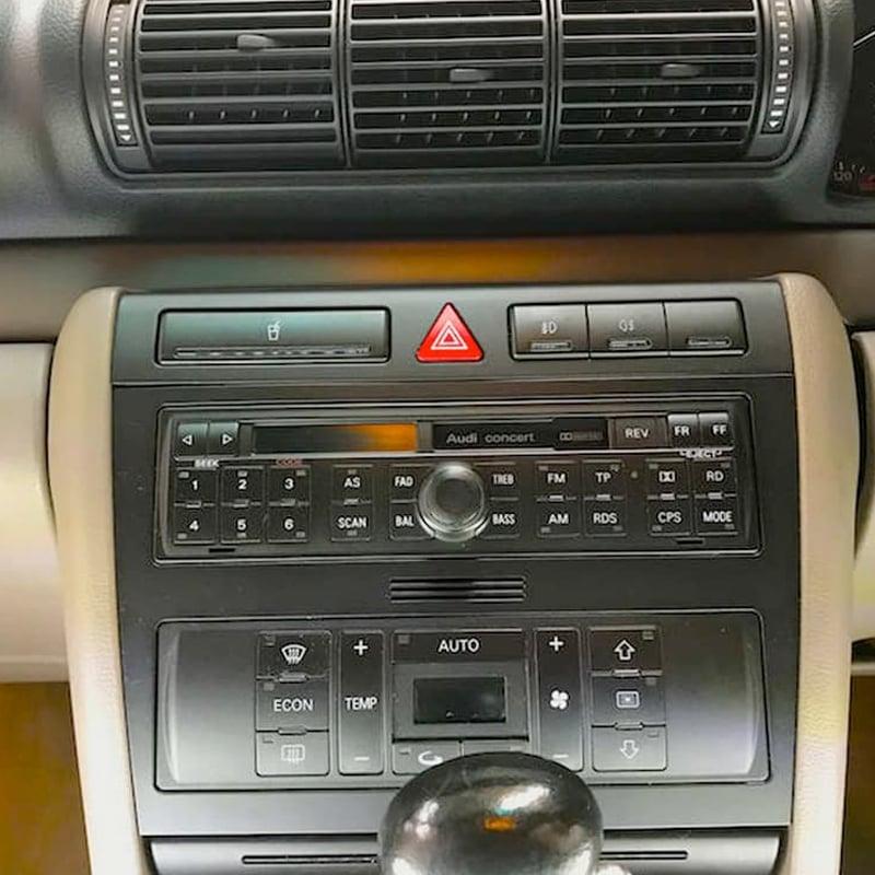 Audi A4 2001 2008 B6 B7 Aerpro
