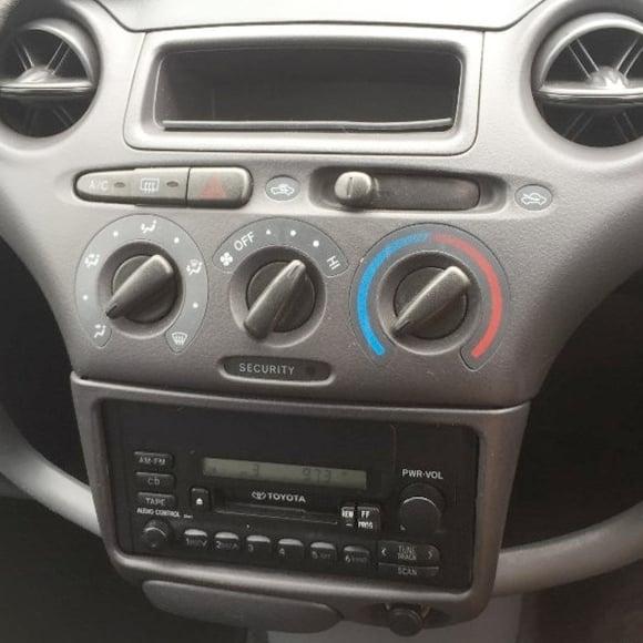 Toyota Echo 1999-2005 Hatchback | Aerpro