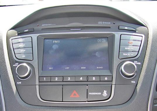 Hyundai Ix35 2009