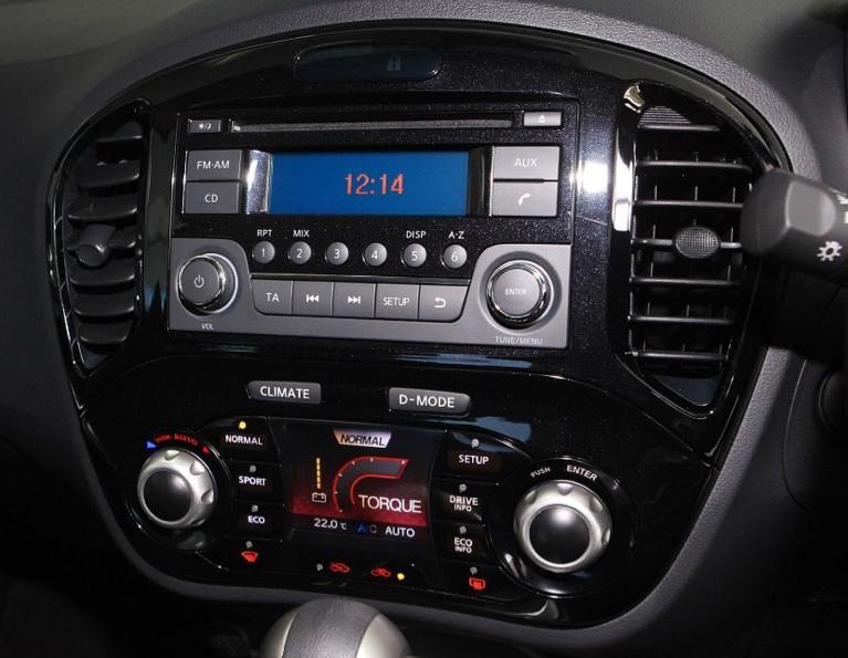 Nissan Juke 2010 2013 F15 Aerpro