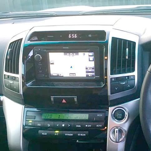 Toyota Landcruiser 2012 2015 200 Series Aerpro