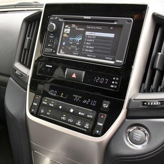Toyota Landcruiser 2016 200 Series Aerpro