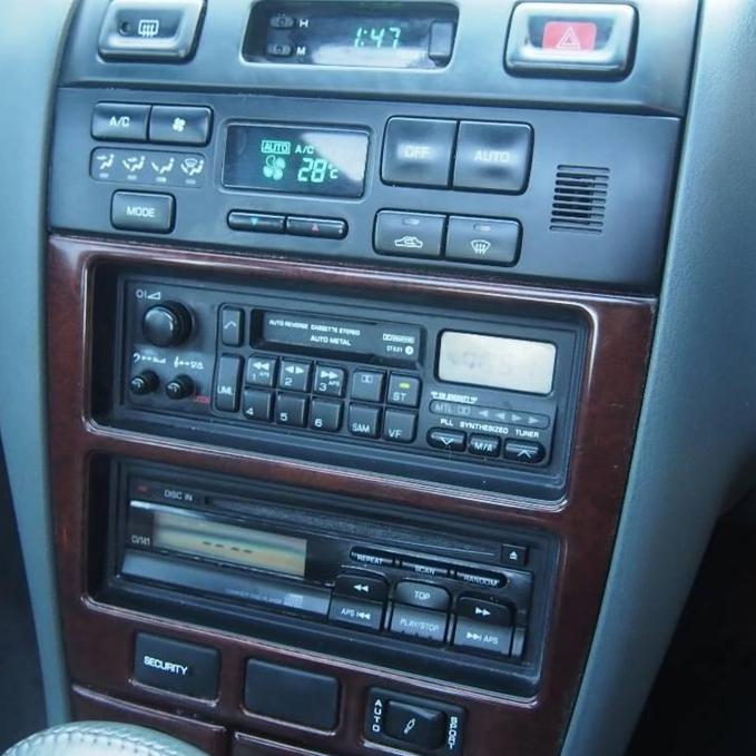 Nissan Maxima 1995-1999 (A32) (Cefiro) | Aerpro