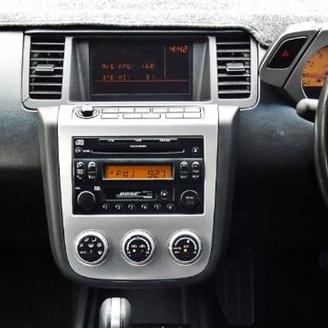 Nissan Murano 2005-2008 (Z50) | Aerpro