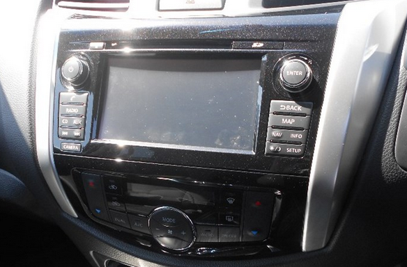 Navara Np With Nav on Nissan Radio Wiring Harness Diagram