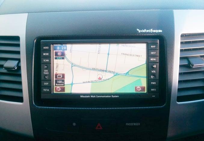 Mitsubishi Outlander 2007-2012 ZG, ZH | Aerpro