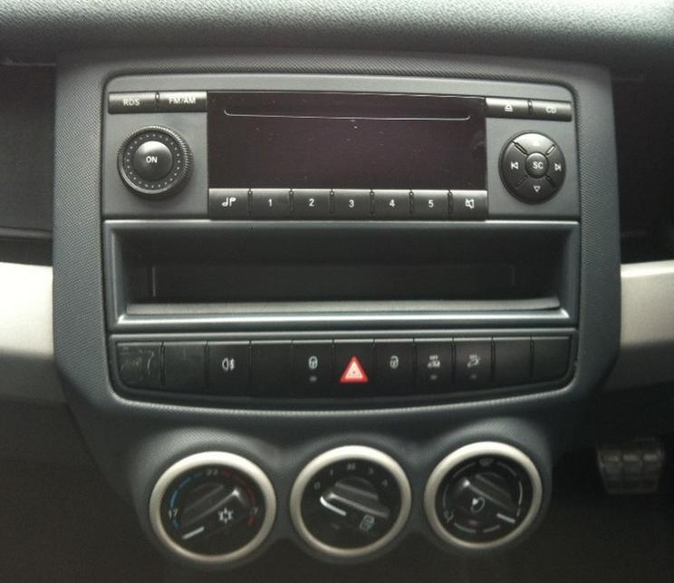 Smart Car Interior >> Smart Forfour 2004-2006 | Aerpro