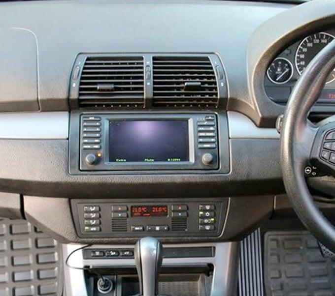 Bmw X5 2000 2006 E53 Aerpro