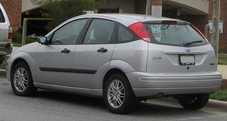 Ford Focus 2002 2004 Lr Aerpro