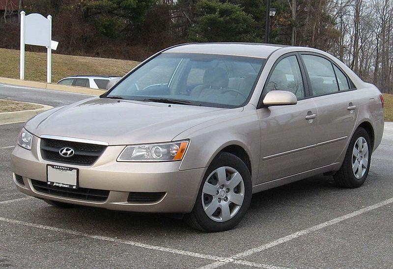 Hyundai Sonata 2006 2008 Nf Aerpro