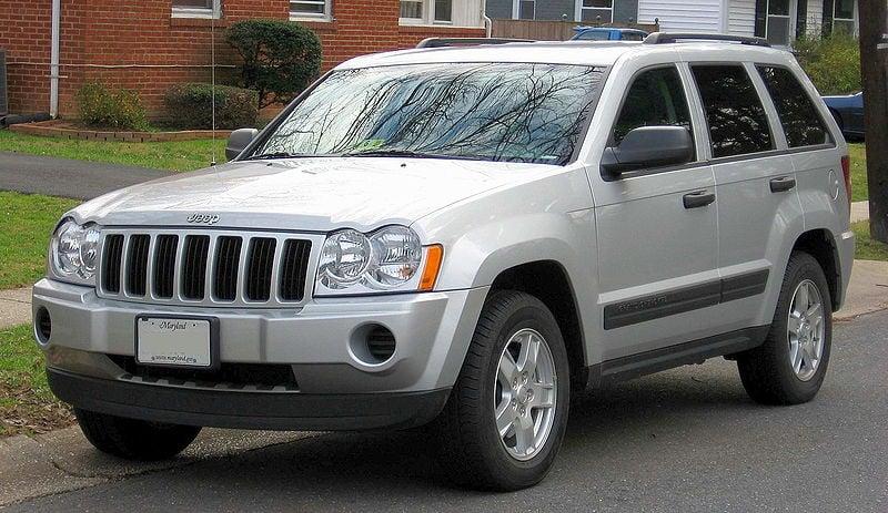 Jeep Grand Cherokee 2005-2008 WH | Aerpro