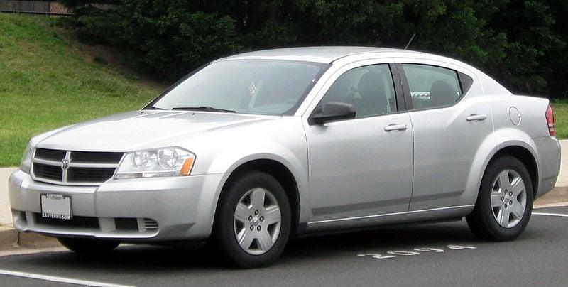 Dodge Avenger 2007 2009 Aerpro