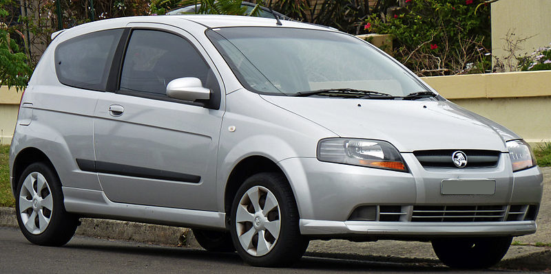 Holden Barina 2005 2008 Tk Hatch Aerpro