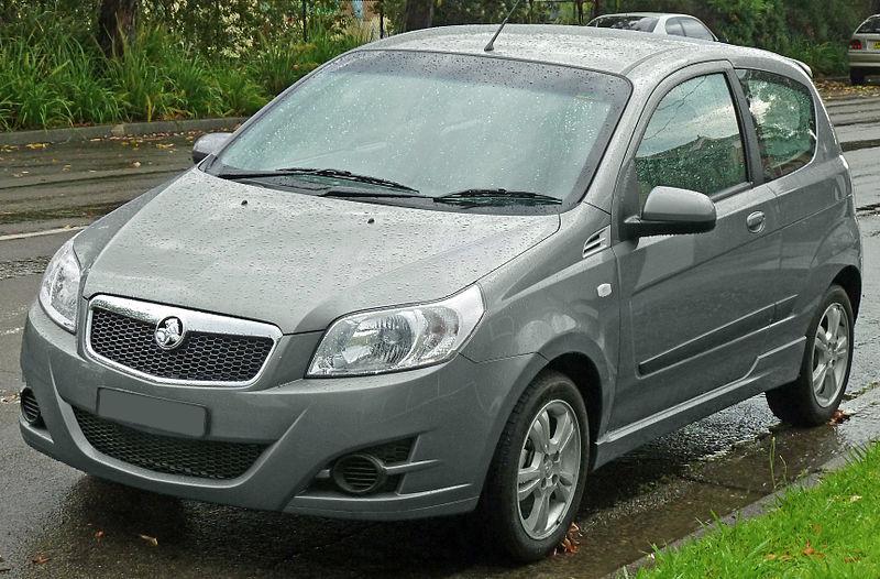 Holden Barina 2008 2011 Tk Hatch Aerpro