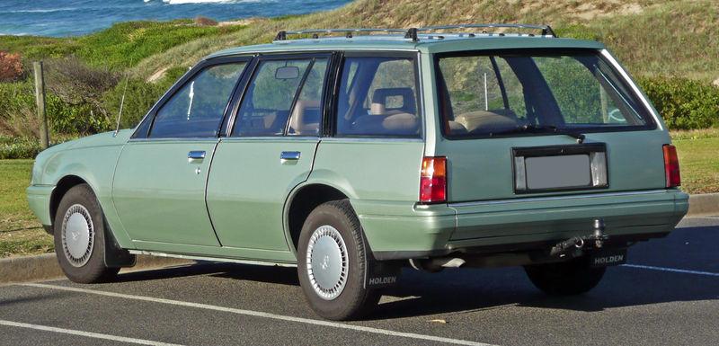 Holden Camira 1982 1989 Jb Jd Je Aerpro
