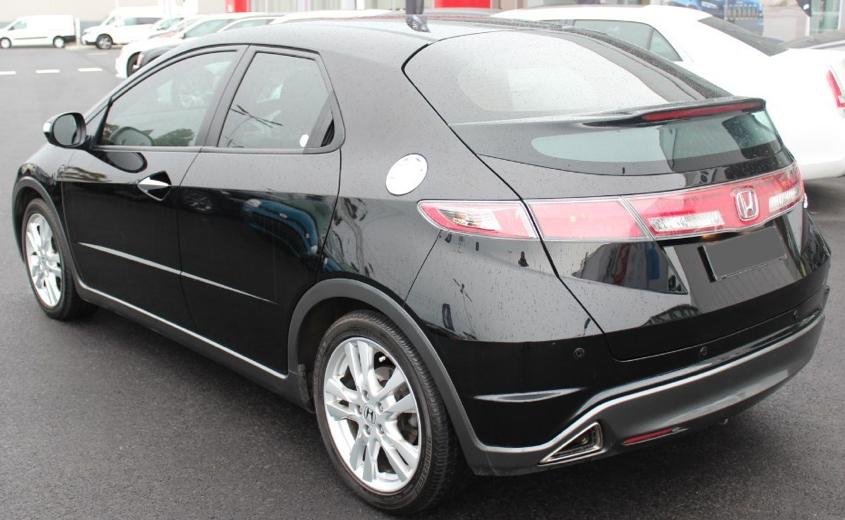 Honda civic 2006 2011 hatchback aerpro for Honda civic 2006 hatchback