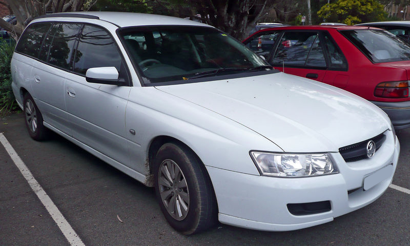 Holden Commodore 2004 2007 Vz Aerpro