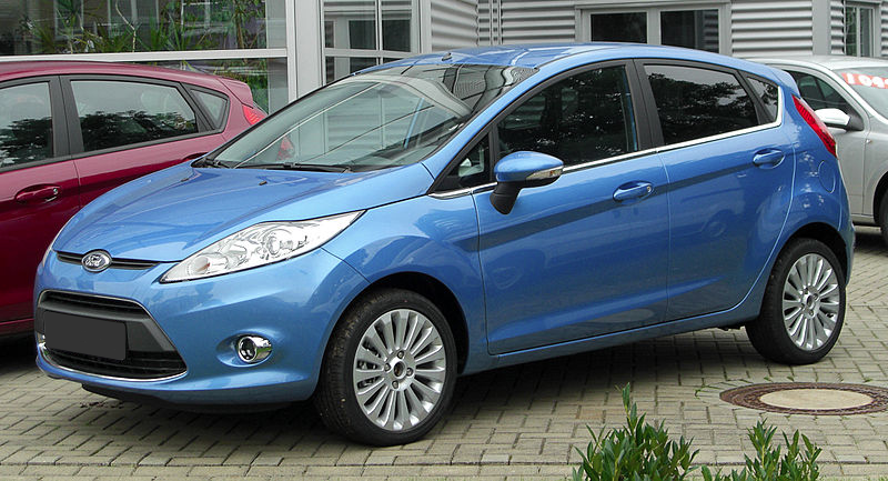 Ford Fiesta 2008 Ws Wt Wz Aerpro