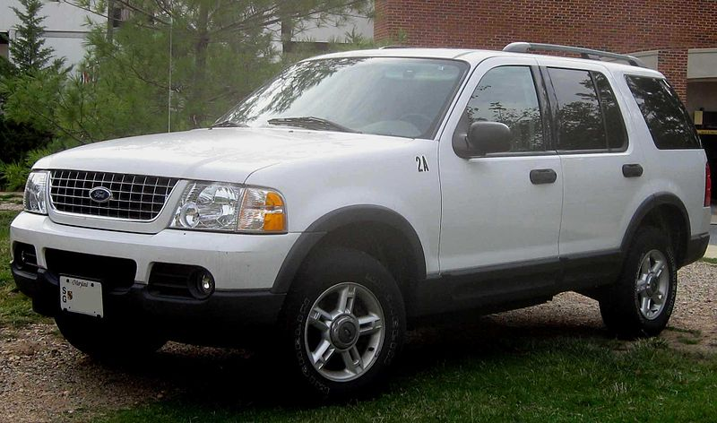 Lifted Ford Expedition >> Ford Explorer 2002-2005 U152 3rd Gen | Aerpro