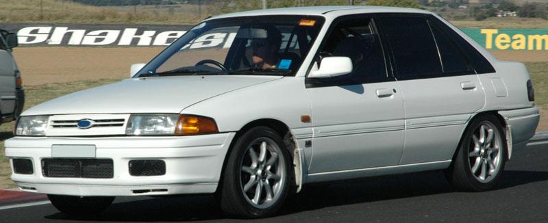 Ford Laser 1990
