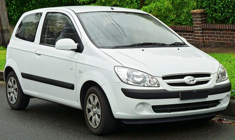 Hyundai Getz 2002 2011 Aerpro