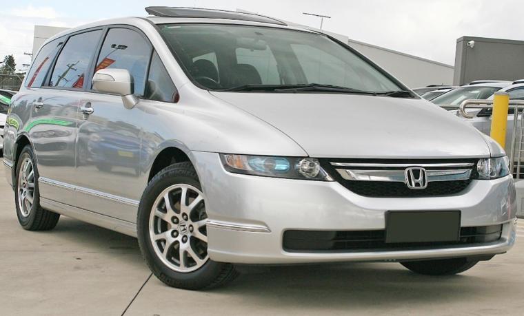 Honda Odyssey 2004-2008   Aerpro
