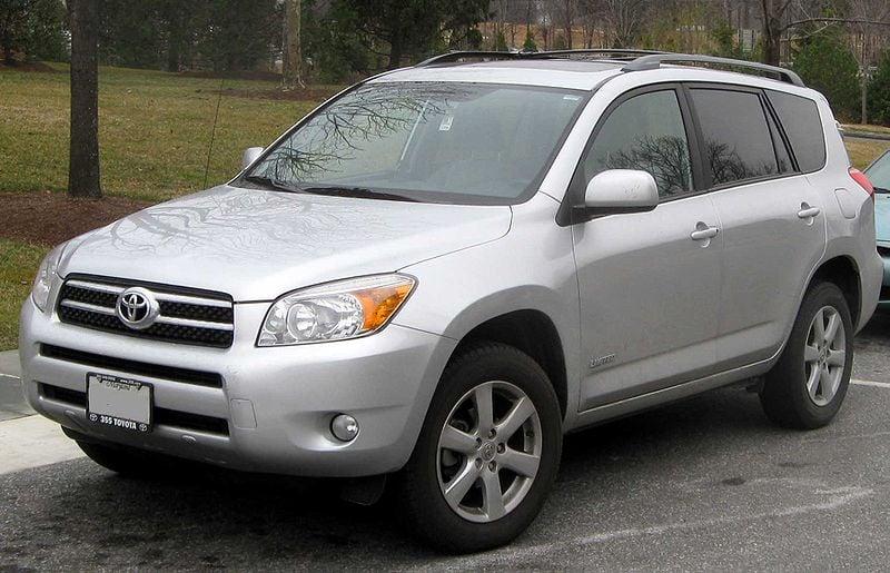 Toyota Rav4 2006 2012 Aerpro