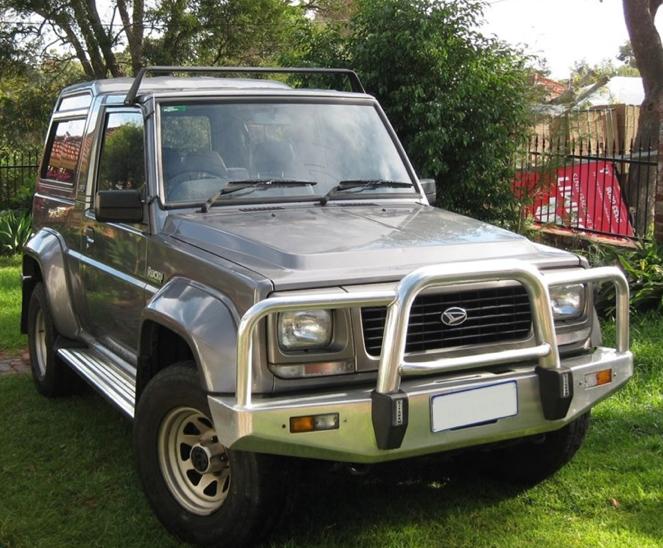 Daihatsu Rocky 1989-1998