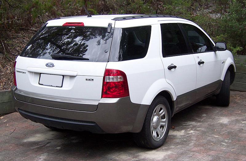 Ford Territory 2004-2011 SX, SY   Aerpro