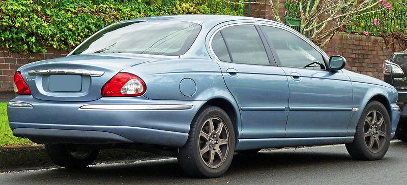 Jaguar X-Type 2001-2008   Aerpro