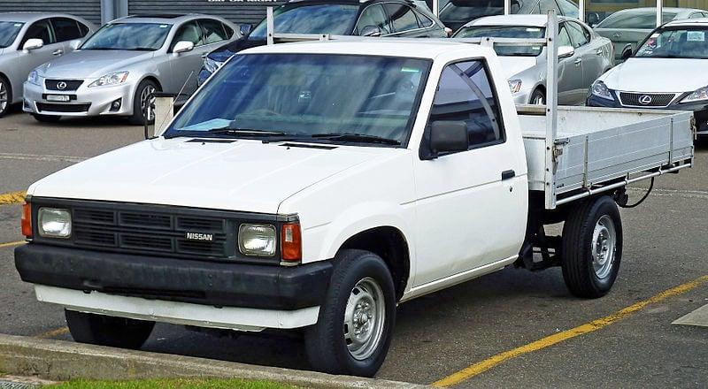 Nissan Navara 1987 1992 D21 Aerpro