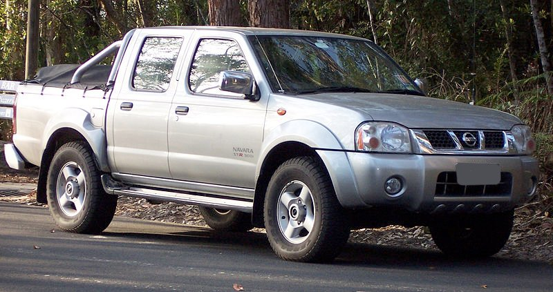 Nissan Navara 1997