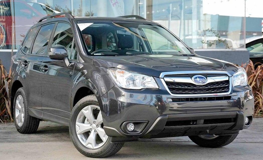 Forester Xt Towing Capacity >> Subaru Forester 2015- SJ | Aerpro