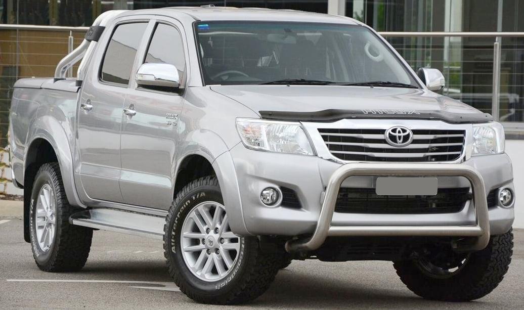 Toyota Hilux 2014 Aerpro