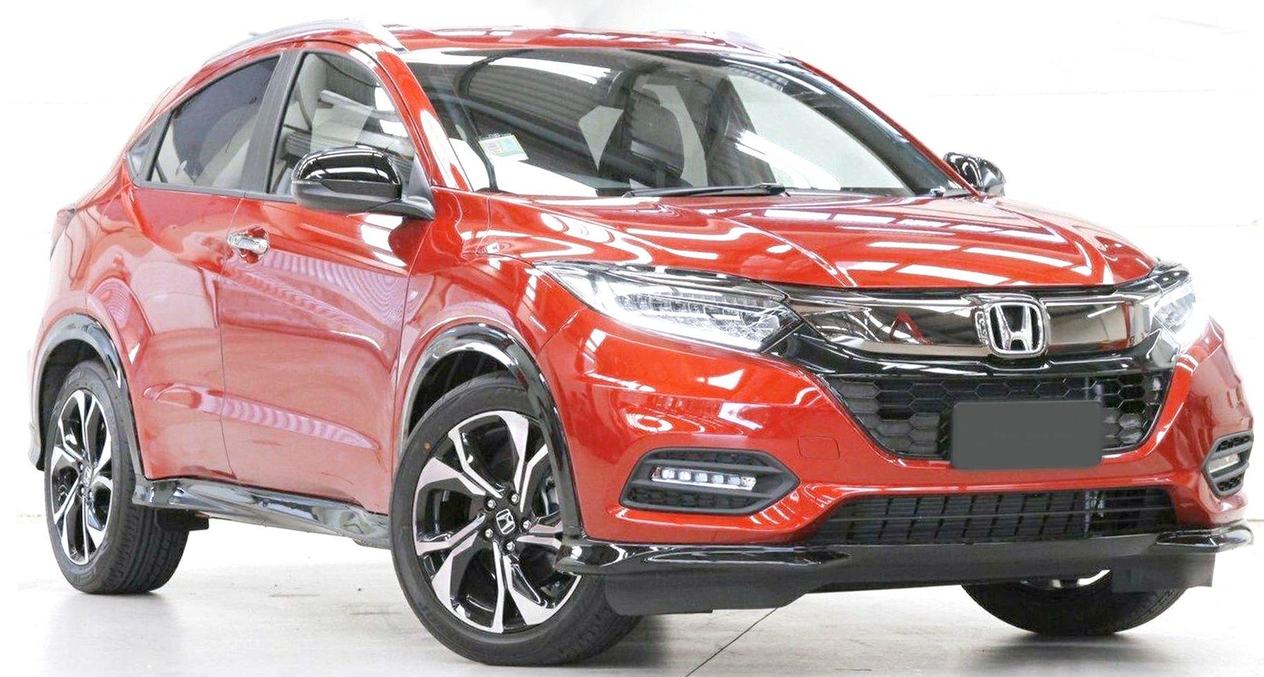 Honda HRV 2017- | Aerpro